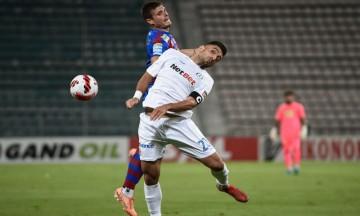 Super League: Βόλος - Ατρόμητος 3-0: Με τριάρα έμεινε μόνος του στην κορυφή