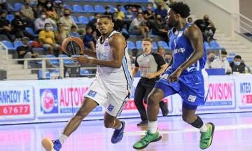 Basket League: Κολοσσός - Ιωνικός 88-81: Τρίτη νίκη οι Ροδίτες