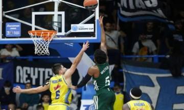 Basket League: Σοβαρεύτηκε και πέρασε αέρα από το Περιστέρι ο Παναθηναϊκός!