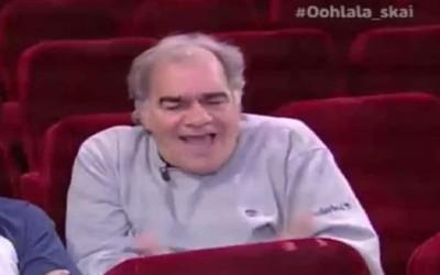 Γιάννης Μποσταντζόγλου: «Έξαλλος» στην κηδεία του Χρήστου Σιμαρδάνη! Τι τον ενόχλησε; (Video)