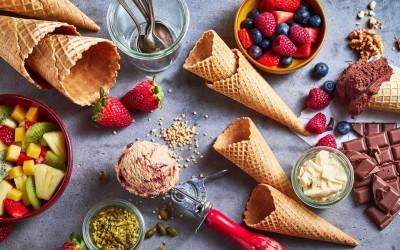 Aυτά είναι τα καλύτερα στέκια της πόλης για παγωτό!