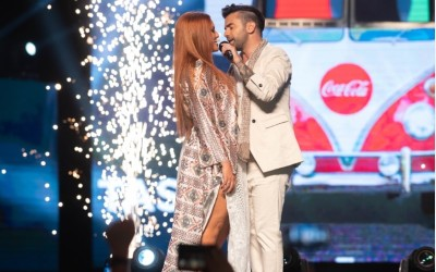 H Coca-Cola  Μεγάλος Χορηγός  των Mad Video Music Awards 2018 powered by Coca-Cola & McDonald's!