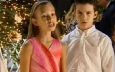 """Θυμάστε τη μικρή Νεφέλη από τη σειρά """"Λατρεμένοι μου γείτονες""""; Μεγάλωσε και πήρε μέρος σε τηλεοπτικό διαγωνισμό!"""