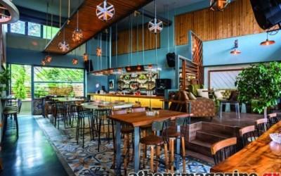 The Τζίντζερ Μπαρ: Το μαγαζί στο Χαλάνδρι που θα λατρέψετε!