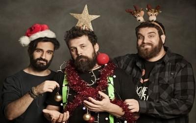 Χριστουγεννιάτικο ρεβεγιόν στον Σταυρό του Νότου με τους Διονύση Ατζαράκη, Σπύρο Γραμμένο και Θωμά Ζάμπρα!