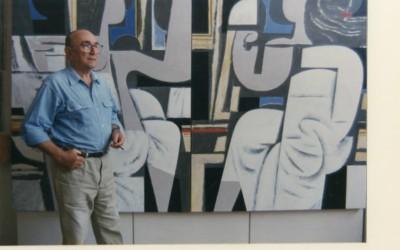 Γιάννης Μόραλης: Οι μαθητές του  -Κεσσανλής, Μυταράς, Φασιανός, Μπότσογλου στο Μπενάκη!
