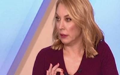 """«Η Τατιάνα Στεφανίδου έχει πολλές αδυναμίες... »: Ο Γιώργος Παπαδάκης έδωσε """"στεγνά"""" την παρουσιάστρια!"""