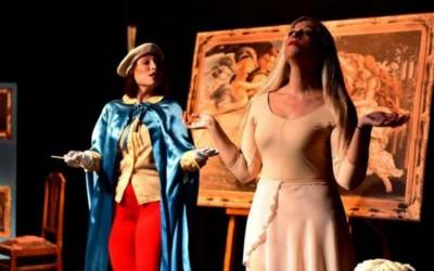 """""""Το Ταξίδι της Κόκκινης Ομπρέλας"""" : Μια παράσταση για καλό σκοπό!"""