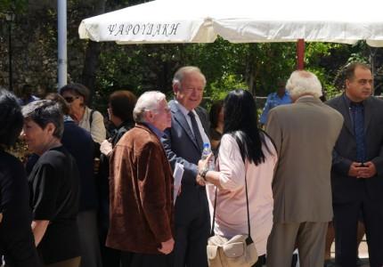 Η Κρήτη αποχαιρετά τον Κωνσταντίνο Μητσοτάκη! Πλούσιο φωτορεπορτάζ από την κηδεία του