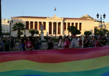 «Παρούσα» όλη η Αθήνα στο Gay Pride! Πλούσιο φωτορεπορτάζ