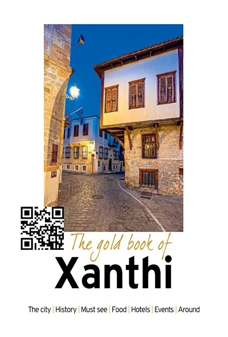 The Gold Book of Xanthi