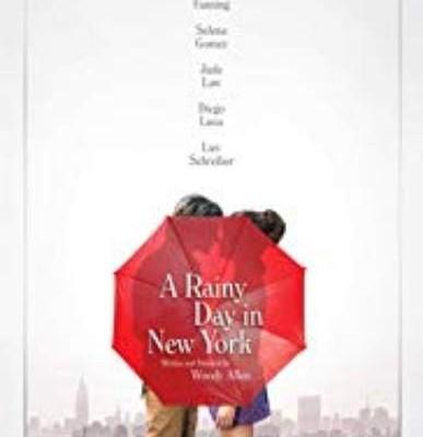 Μια Βροχερή Μέρα στη Νέα Υόρκη