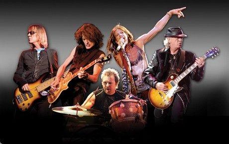 Aerosmith - The bad boys from Boston