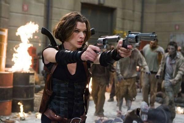 Resident Evil: Τρισδιάστατη Απόδραση