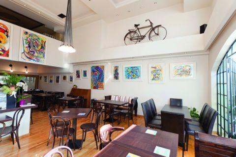 Mozart Cafe & Gallery