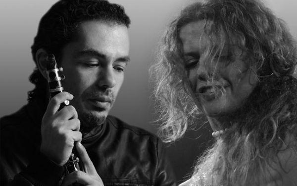 Ελένη Τσαλιγοπούλου & Μάνος Αχαλινωτόπουλος στο Half Note!