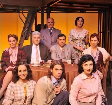 Το ημερολόγιο της Άννας Φρανκ στο Θέατρο Άνεσις