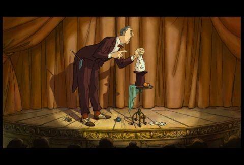 Ο Θαυματοποιός, η νέα ταινία του Σιλβέν Σομέ μετά το Τρίο της Μπελβίλ