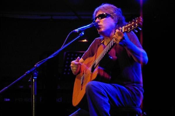 Ο βραβευμένος με 8 Grammy Jose Feliciano στο Gazarte από 3 μέχρι 5/2