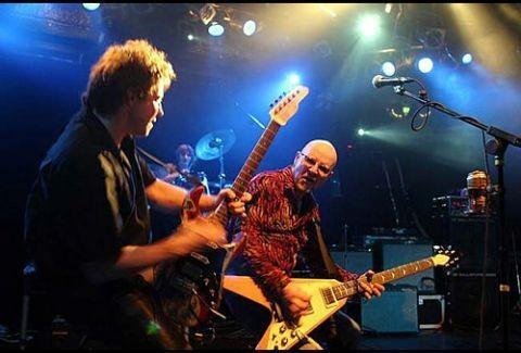 Οι Wishbone Ash ροκάρουν στο Gagarin στις 27/2
