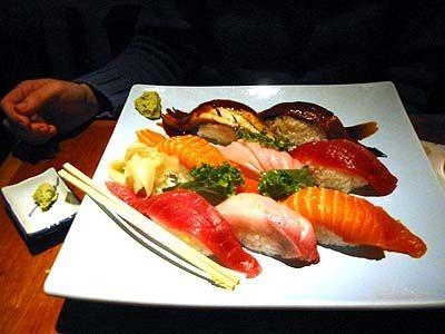 Τι αλλαγές έφερε στα sushi restaurants η καταστροφή στην Ιαπωνία;