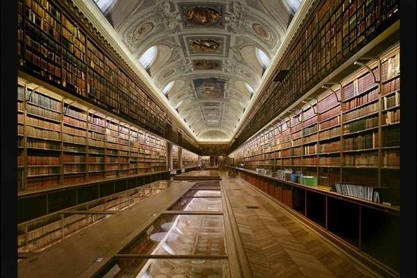 Οι μεγαλύτερες βιβλιοθήκες του κόσμου