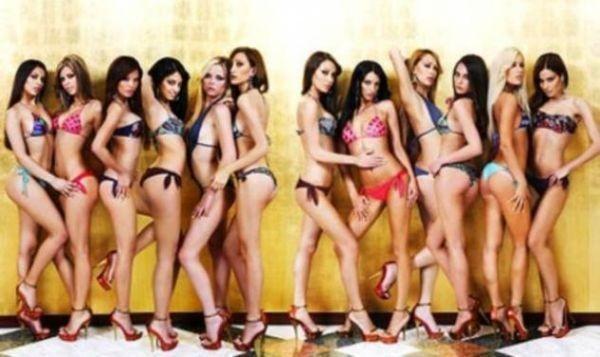 Δες τα σέξι κορίτσια του αποψινού διαγωνισμού Playmate! (photos)