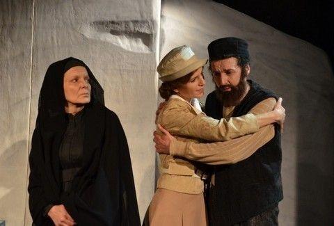 Το βραβευμένο έργο «Γιαννούλης Χαλεπάς, η Κοιμωμένη μου» στο θέατρο 4 Εποχές