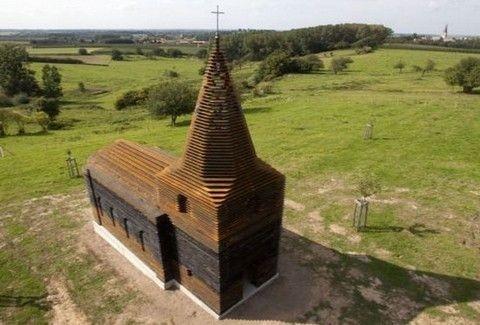 Η πιο περίεργη εκκλησία στον κόσμο!!(PHOTOS)