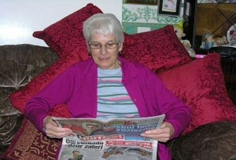 Βρήκε το φώς της μετά από 25 χρόνια λόγω καρδιακής προσβολής!!