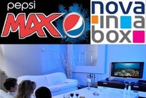 Διαγωνισμός με δώρο 1 Nova in a box από την Pepsi Max