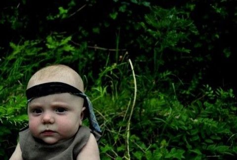 Ένα απίστευτο μωρό πολύ...κινηματογραφικό!!(PHOTOS)