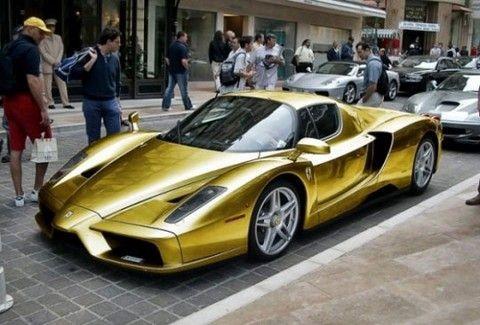 Τα πιο περίεργα αντικείμενα φτιαγμένα από χρυσό!!(PHOTOS)
