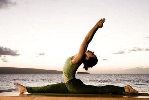 Και όμως το αλκόολ είναι σαν την yoga!