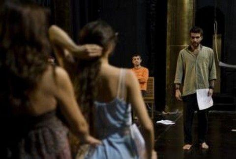 Ο Ερωτόκριτος δια χειρός Στάθη Λιβαθινού στο Θέατρο Ακροπόλ