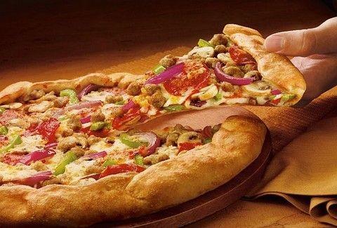 Γιατί το σχήμα της πίτσας είναι στρογγυλό;