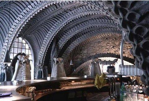 Ένα bar πολύ...εξωγήινο!!!(PHOTOS)