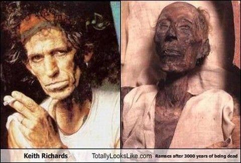 Οι διάσημοι και οι....νεκροί σωσίες τους!!(PHOTOS)