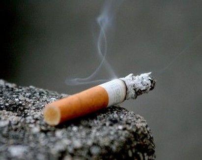 Το τσιγάρο που σβήνει μόνο του είναι γεγονός!!