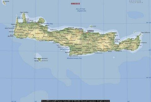 Η Motorola παρουσιάζει την Κρήτη ανεξάρτητο κρατίδιο!!