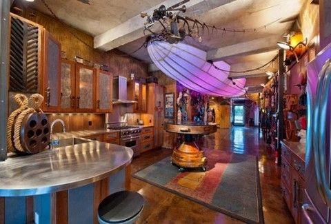 Ένα σπίτι πραγματικό υποβρύχιο!!(PHOTOS)