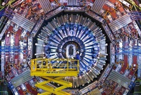 Ανακάλυψαν το σωματίδιο του Θεού;;