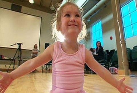 Απίστευτο: Είναι μόλις 4 χρονών αλλά έχει επιβιώσει από καρκίνο του μαστού!!