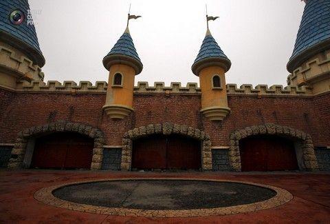 Μία Disneyland μαιμού στην Κίνα...(PHOTOS)