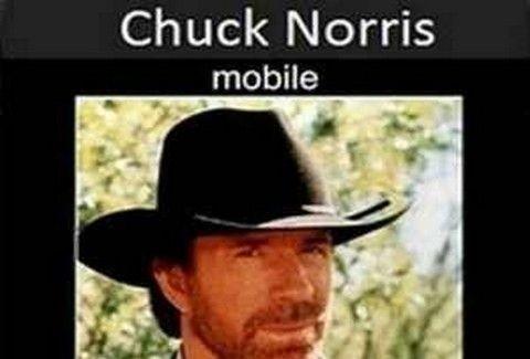 Τι επιλογές έχετε αν σας παίρνει ο Τσάκ Νόρις τηλέφωνο;;