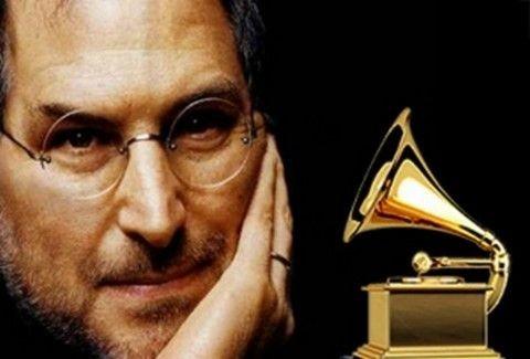 Γιατί ο Steve Jobs θα πάρει βραβείο Grammy;;
