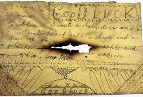 Eπιστολή προς τον Άγιο Βασίλη, γραμμένη 100 χρόνια πριν ....