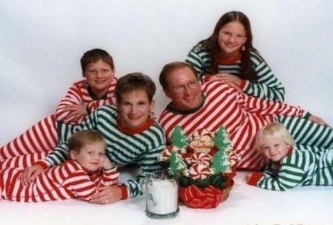 Περίεργες και αστείες χριστουγεννιάτικες οικογενειακές φωτογραφίες!!(PHOTOS)