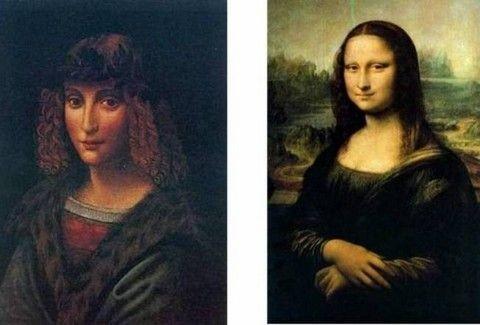 Η Μόνα Λίζα ήταν άντρας;;;