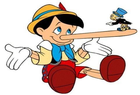 Ποια είναι τα 10 διασημότερα ψέμματα της ιστορίας;;; (PHOTOS)